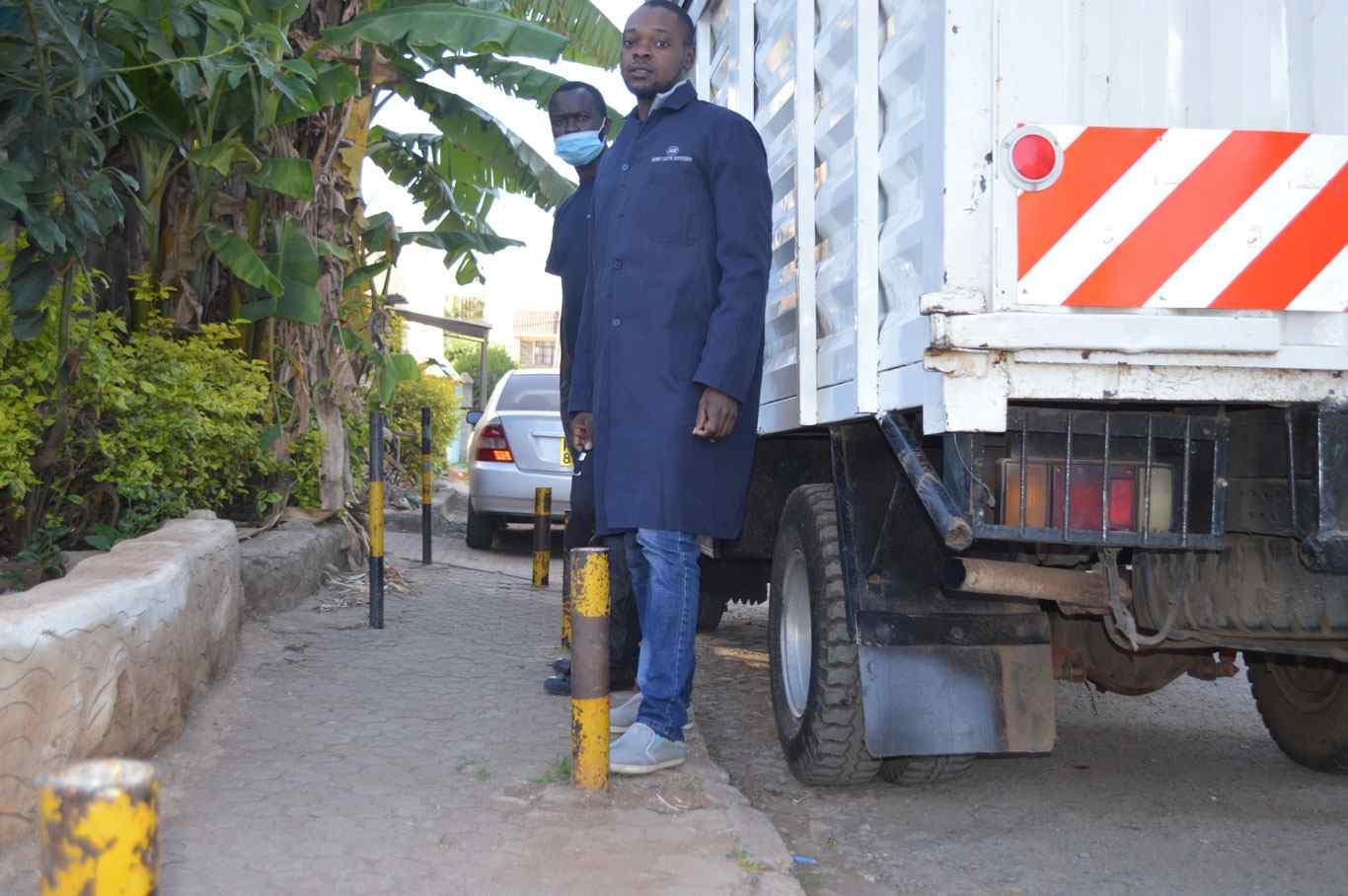 moving company in Kenya