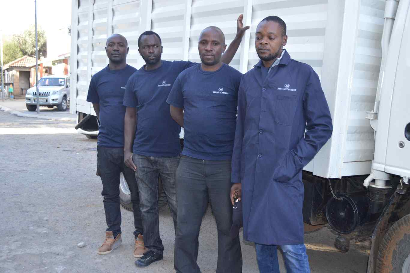Absolute movers kenya moving team