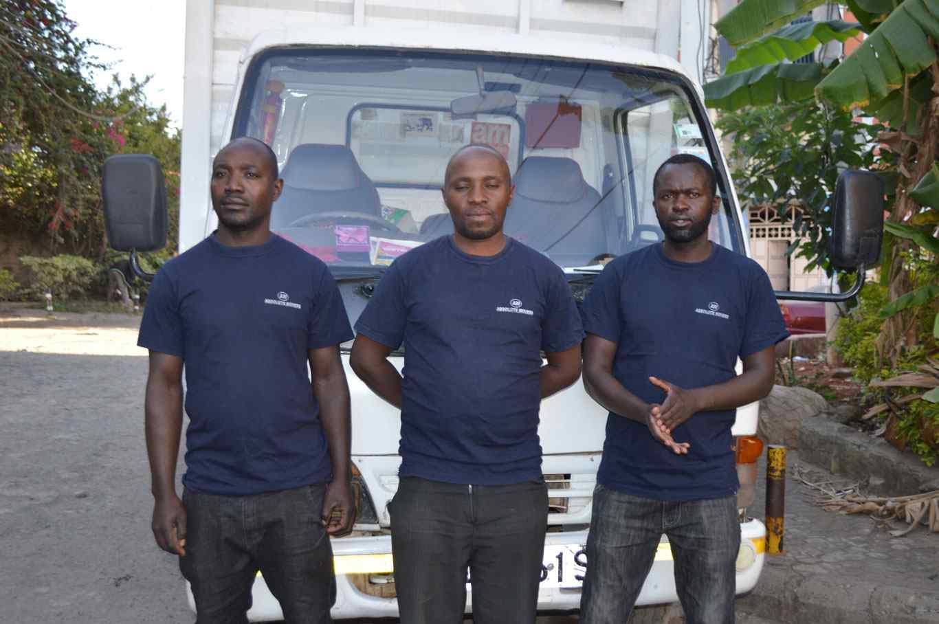 Moving company in Nairobi