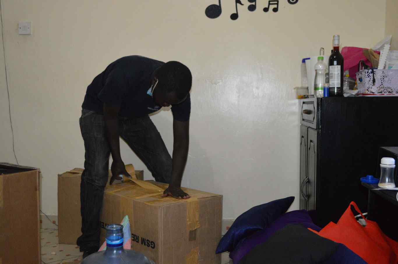 House Moving services in Kenya