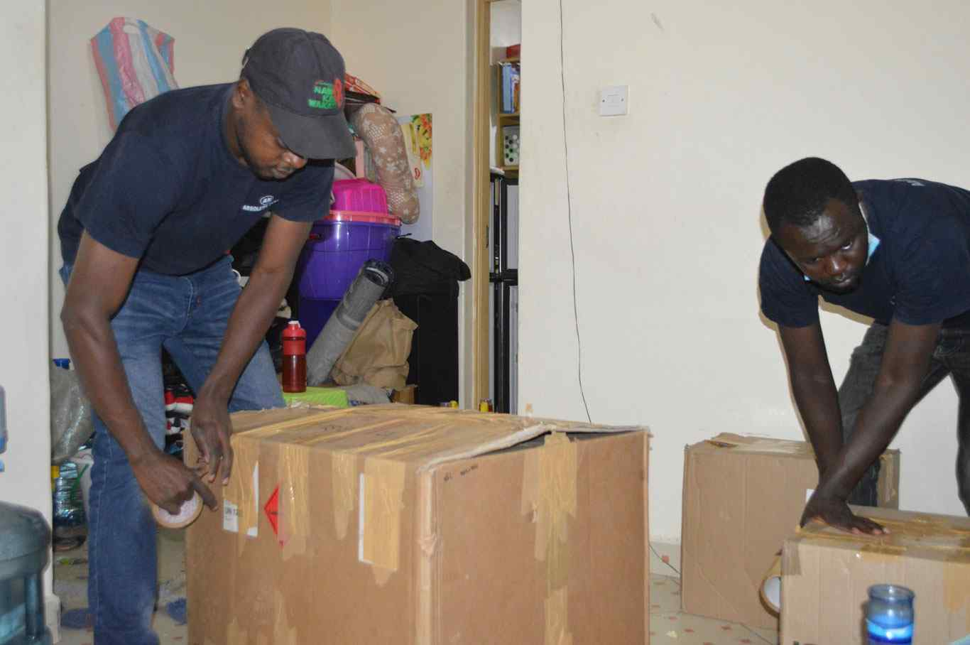 House movers in Kenya
