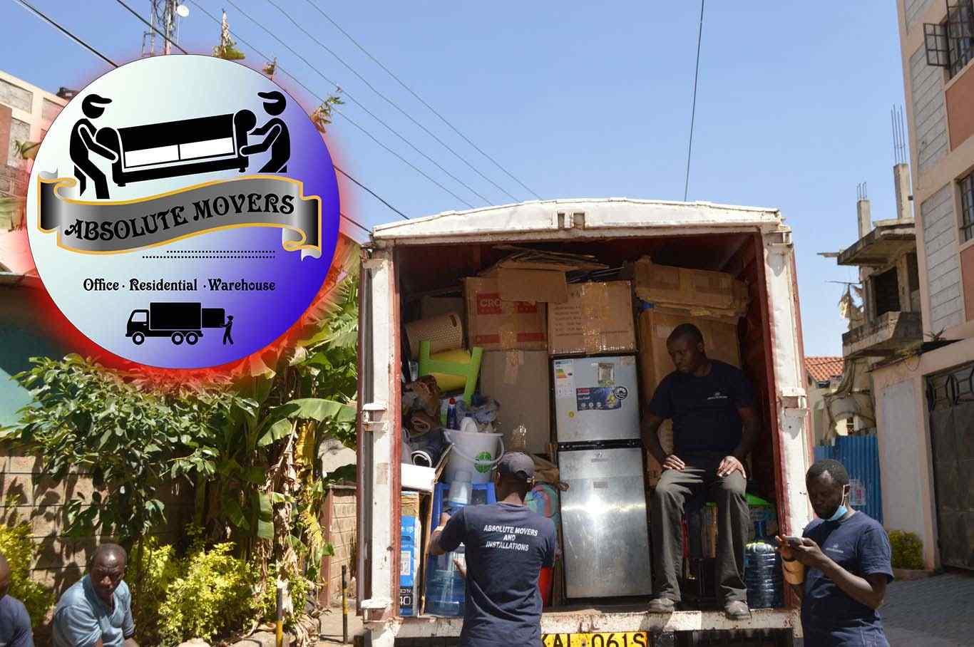 Moving services Company in Nairobi Kenya