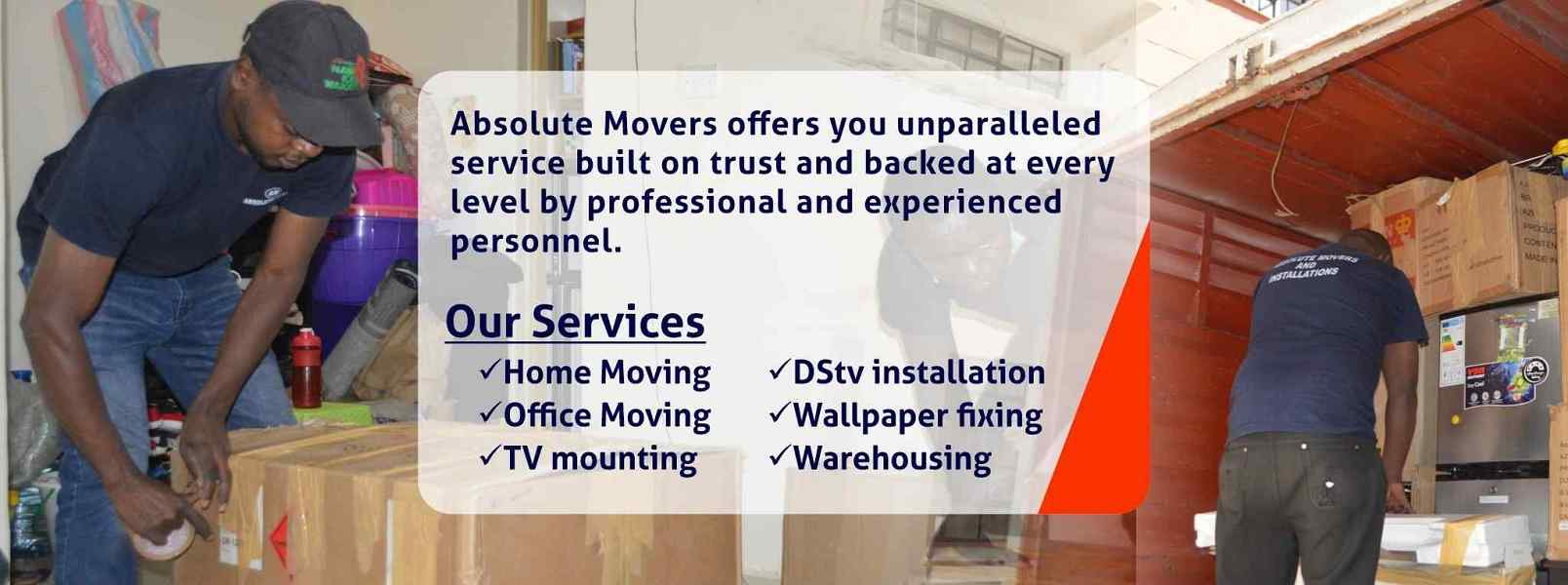 Absolute Movers Kenya